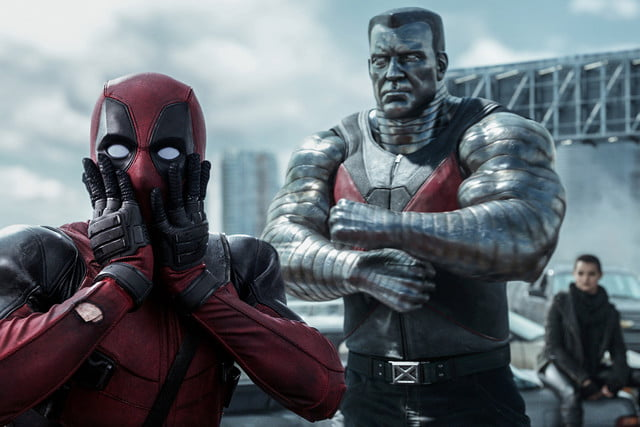 deadpool  x force men movies interview