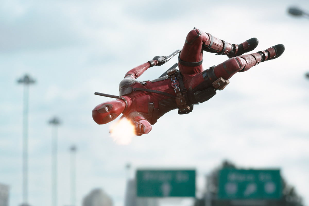 weekend box office deadpool risen the witch interview