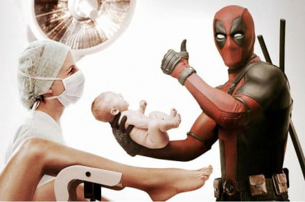 deadpool mothers day