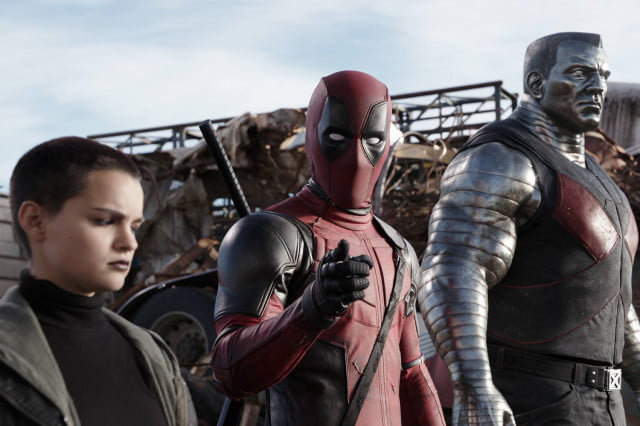 deadpool opening box office movie review