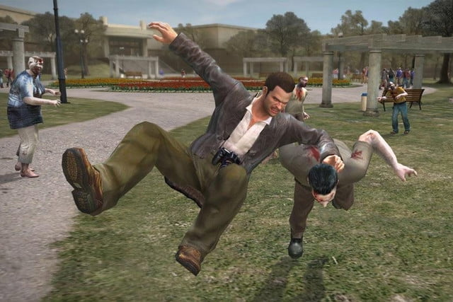 dead rising and its sequels are coming to the ps  xbox one deadrisingps header