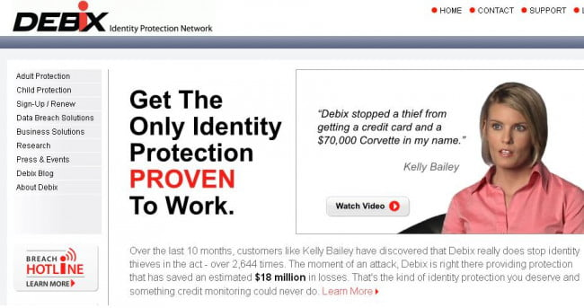 debix-identity-theft-protection