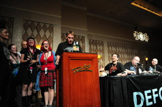 DEF CON 20 Hacking Conference Pictures
