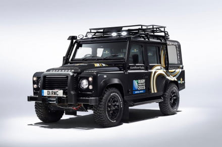 This one-off Land Rover