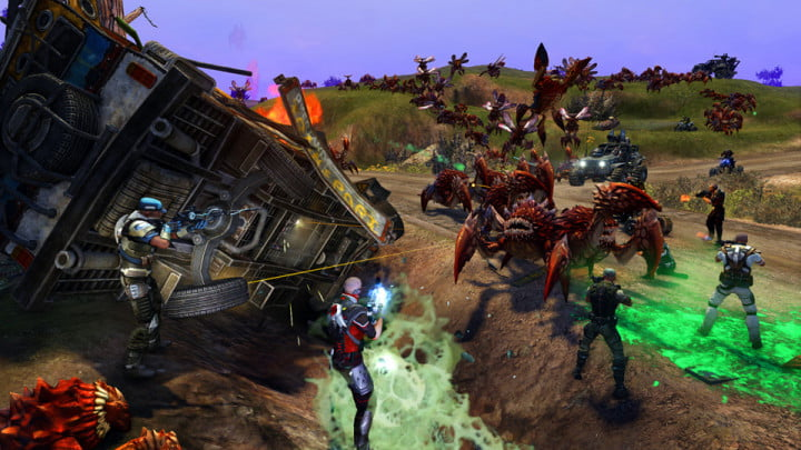 defiance review game marin