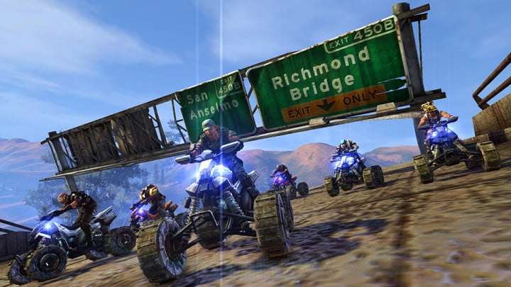 defiance review game screenshot