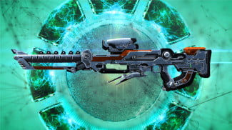 defiance game weapon bolt action sniper rifles