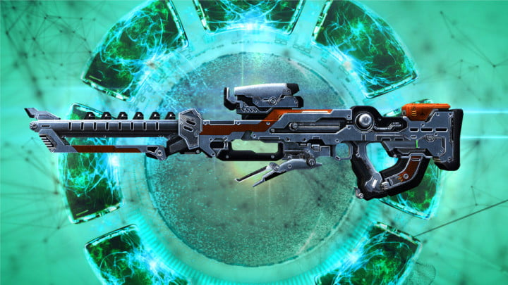 defiance review game weapon bolt action sniper rifles