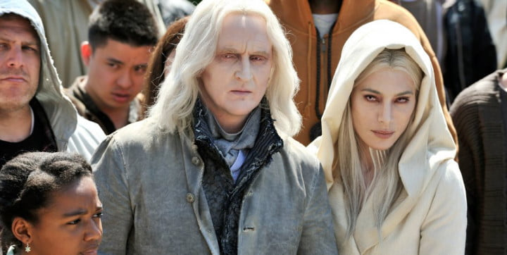defiance the tv show review series