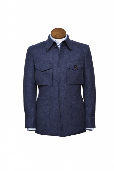 bentley takes bespoke to your torso with these savile row driving jackets dege skinner bespokedrivingjacket front