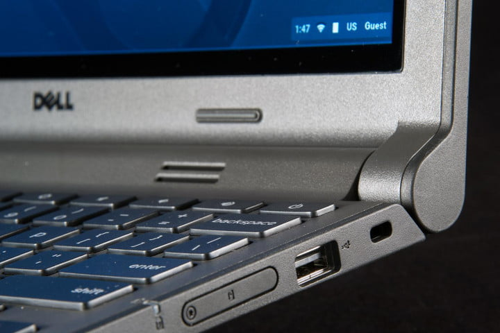 dell chromebook  touch review