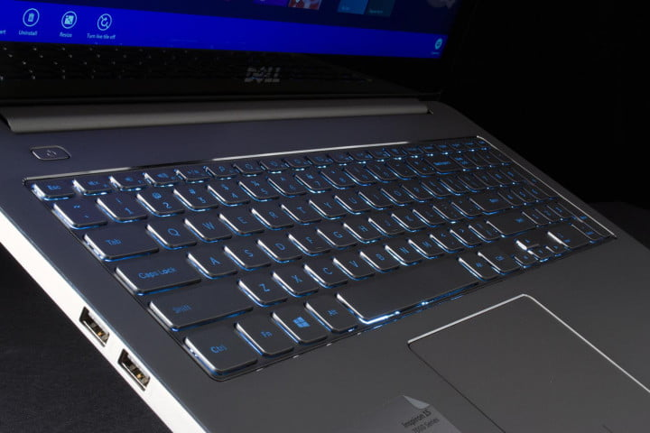 dell inspiron  series review backlit keys