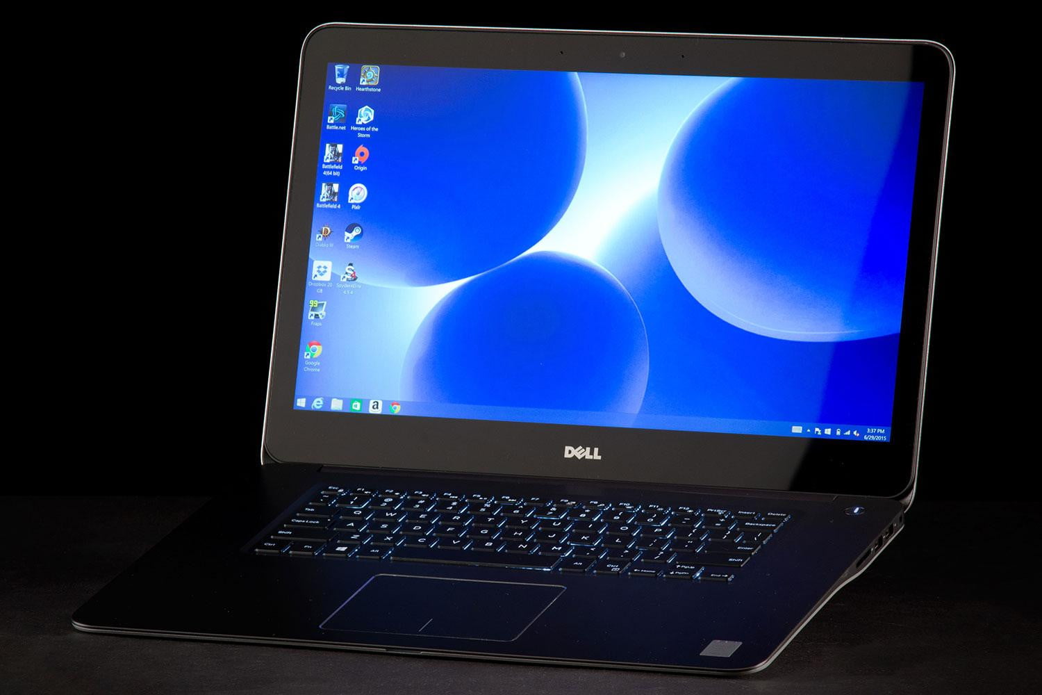 dell inspiron 15 7000 with 4k display review digital trends. Black Bedroom Furniture Sets. Home Design Ideas
