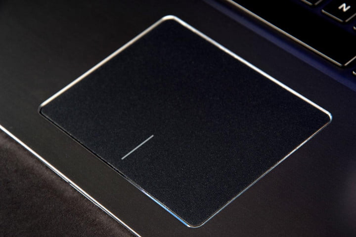 dell inspiron  k review trackpad