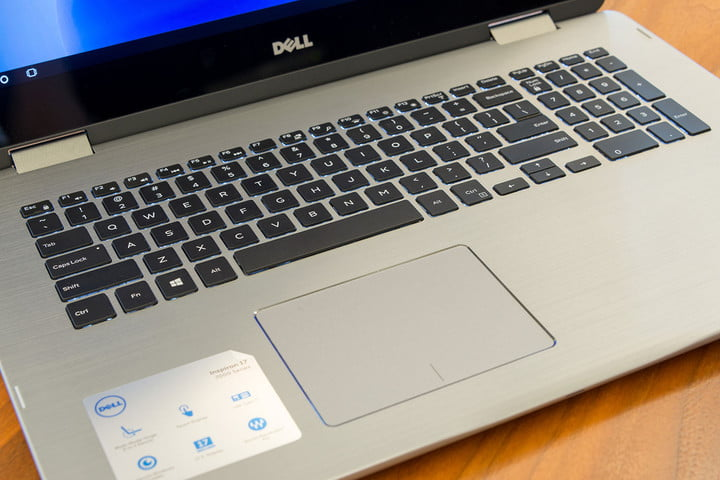 dell inspiron in review kybrd