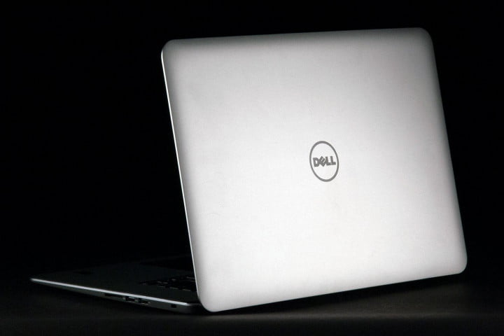 dell precision m  review back angle