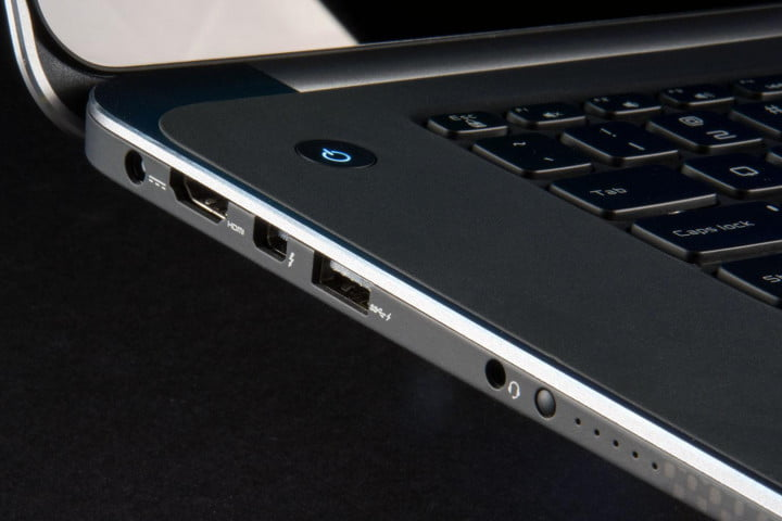dell precision m  review ports
