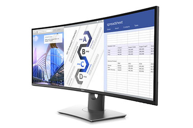 Dell UltraSharp 34 Curved Monitor