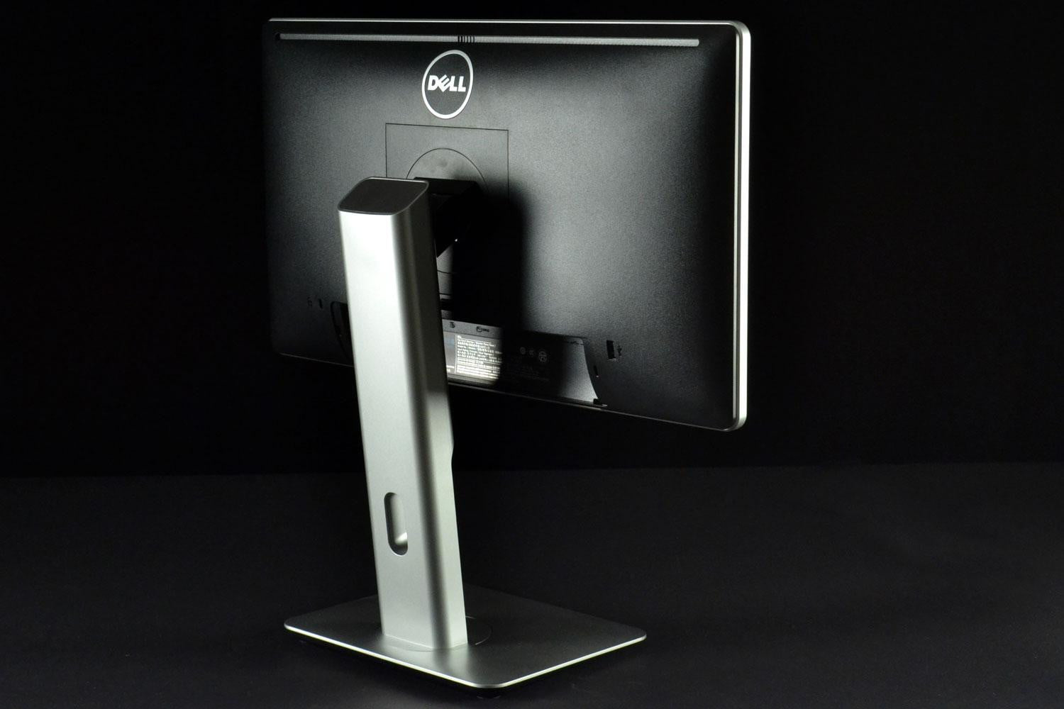 Back To Back Monitor : Dell p ht review digital trends