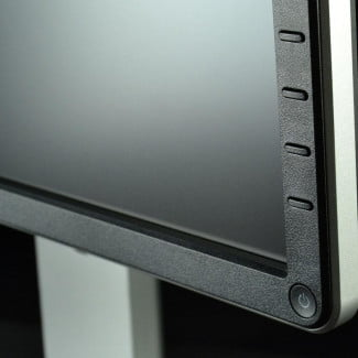 Dell P2014HT monitor buttons