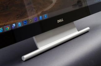 Dell p2714t front stand