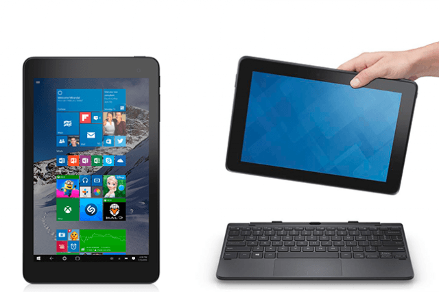dell is launching its latest in the venue series of tablets featuring usb type c