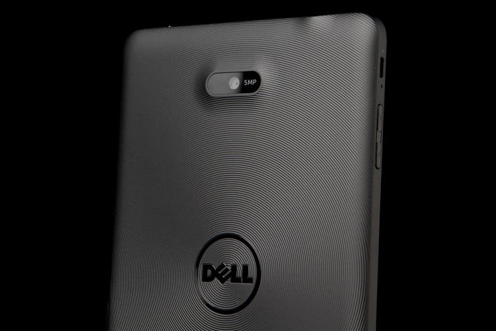 dell venue  series review top back angle