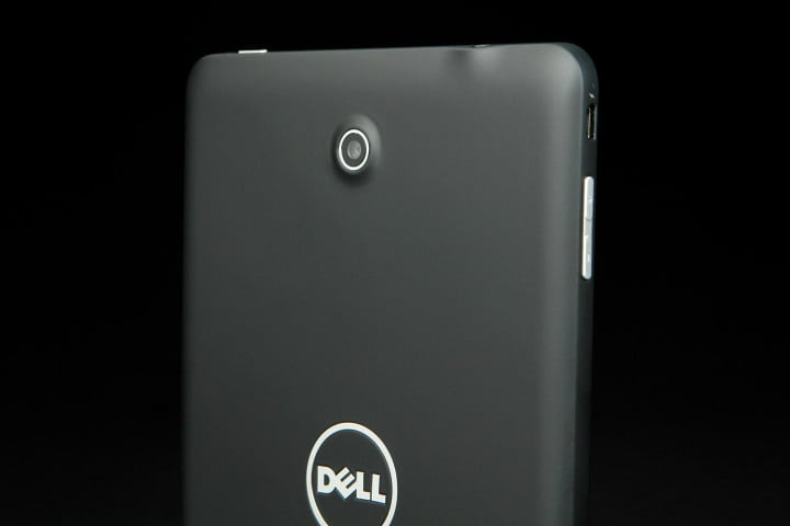 dell venue  review back left angle
