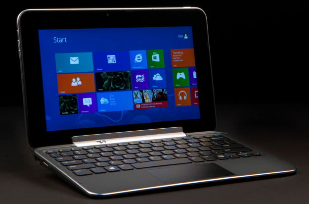 Dell XPS 10 Review tablet 10.1 inch hd display