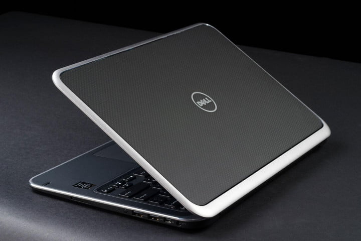 dell xps  review back angle