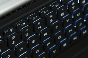 dell xps 12 review ultrabook keyboard backlighting
