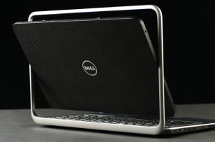 dell xps 12 review ultrabook lid  rotating