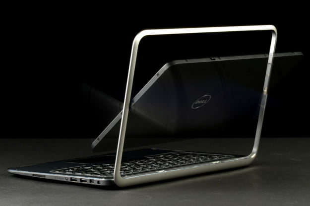 dell xps 12 review ultrabook rotating display