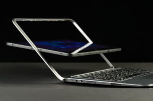 dell xps 12 review ultrabook side converting