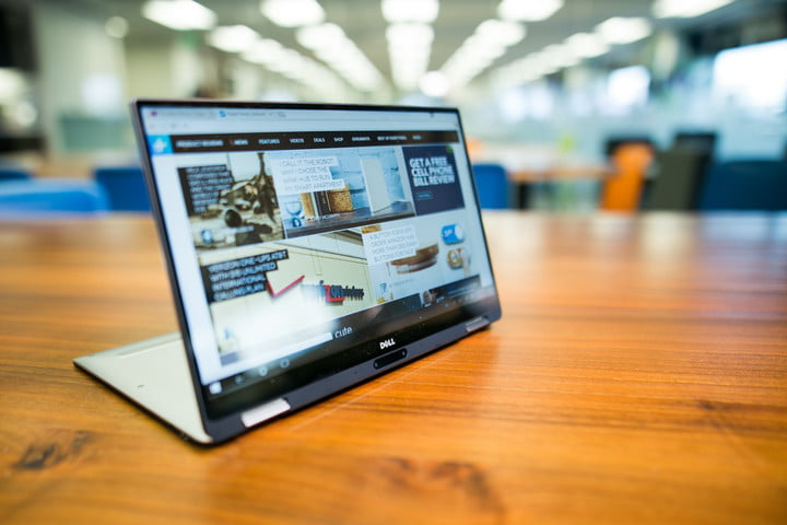 dell xps  in review