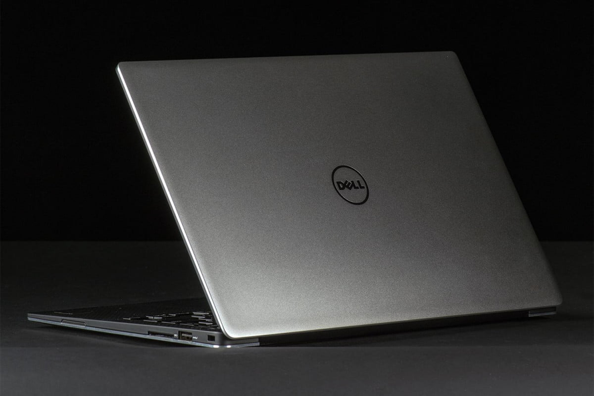 dell xps  teardown reveals ease repair mysterious tab review lid angle