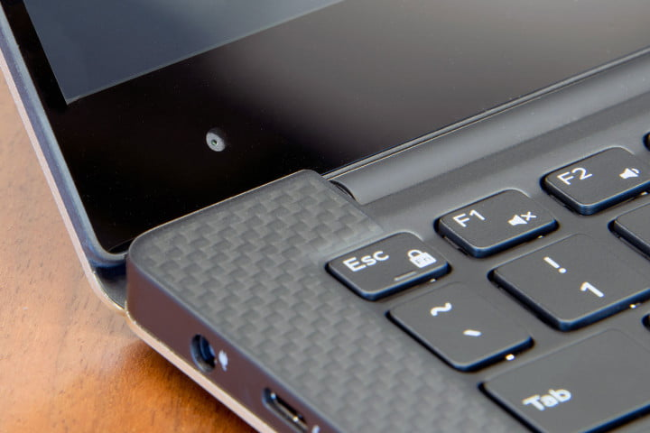 dell xps  review gold webcam