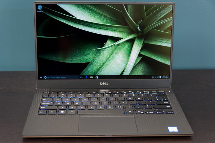dell xps  review kaby lake screen