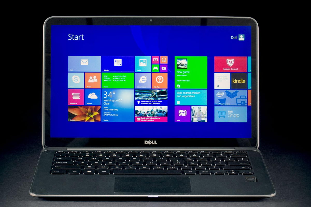 gartner says pc shipments will rebound next year dell xps  ultrabook front