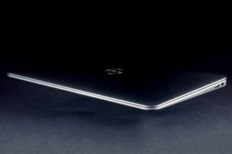 Dell XPS 13 Ultrabook side angle