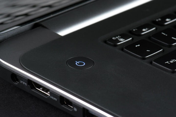 dell xps  review keyboard