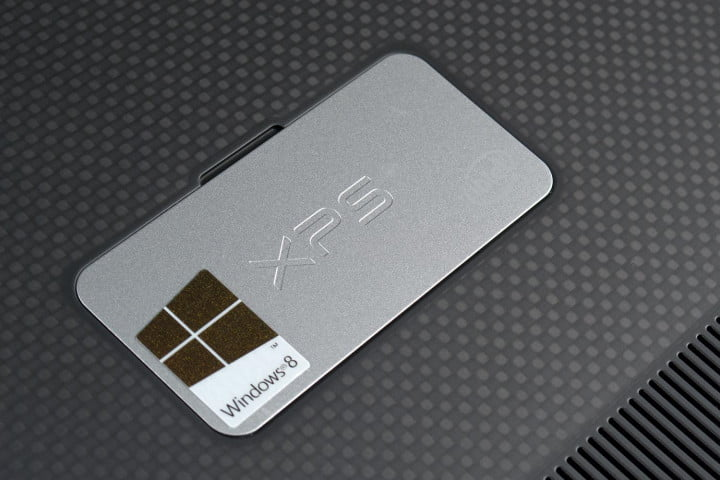 dell xps  touch review logo
