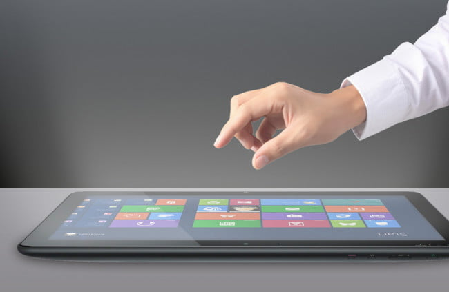 Dell's-secret-18-inch-tablet