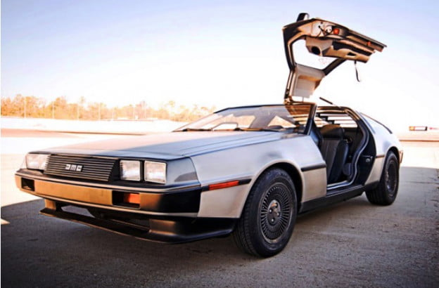 deLorean via Jalopnik