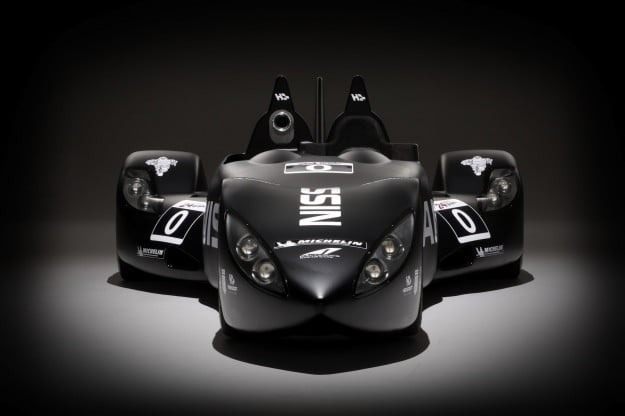 Delta Wing racer getting big changes for the 2013 season, will possibly look even weirder2