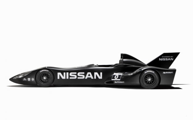 Delta Wing racer getting big changes for the 2013 season, will possibly look even weirder3