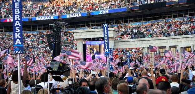 democratic national convention tech kickstarter fundraising