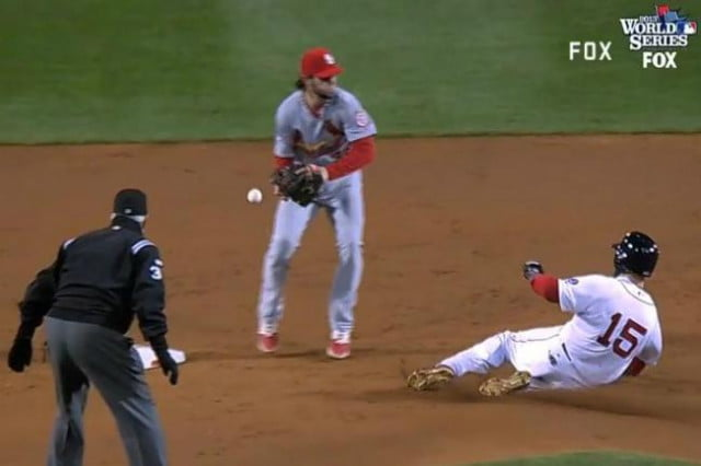 twitter reaction demuth blown call strengthens case replay manager challenges mlb error final