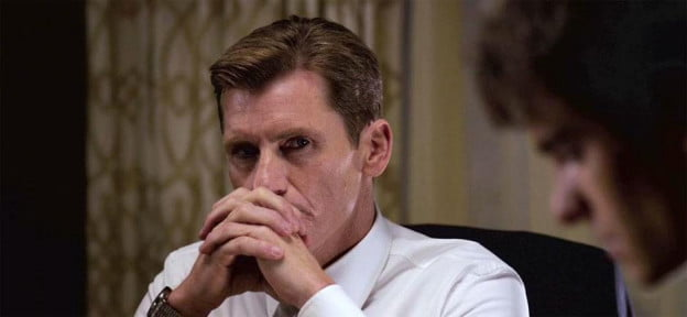 Dennis Leary in The Amazing Spider-man