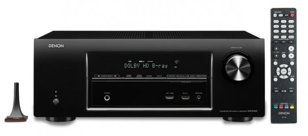 Denon AVR-400 Hed